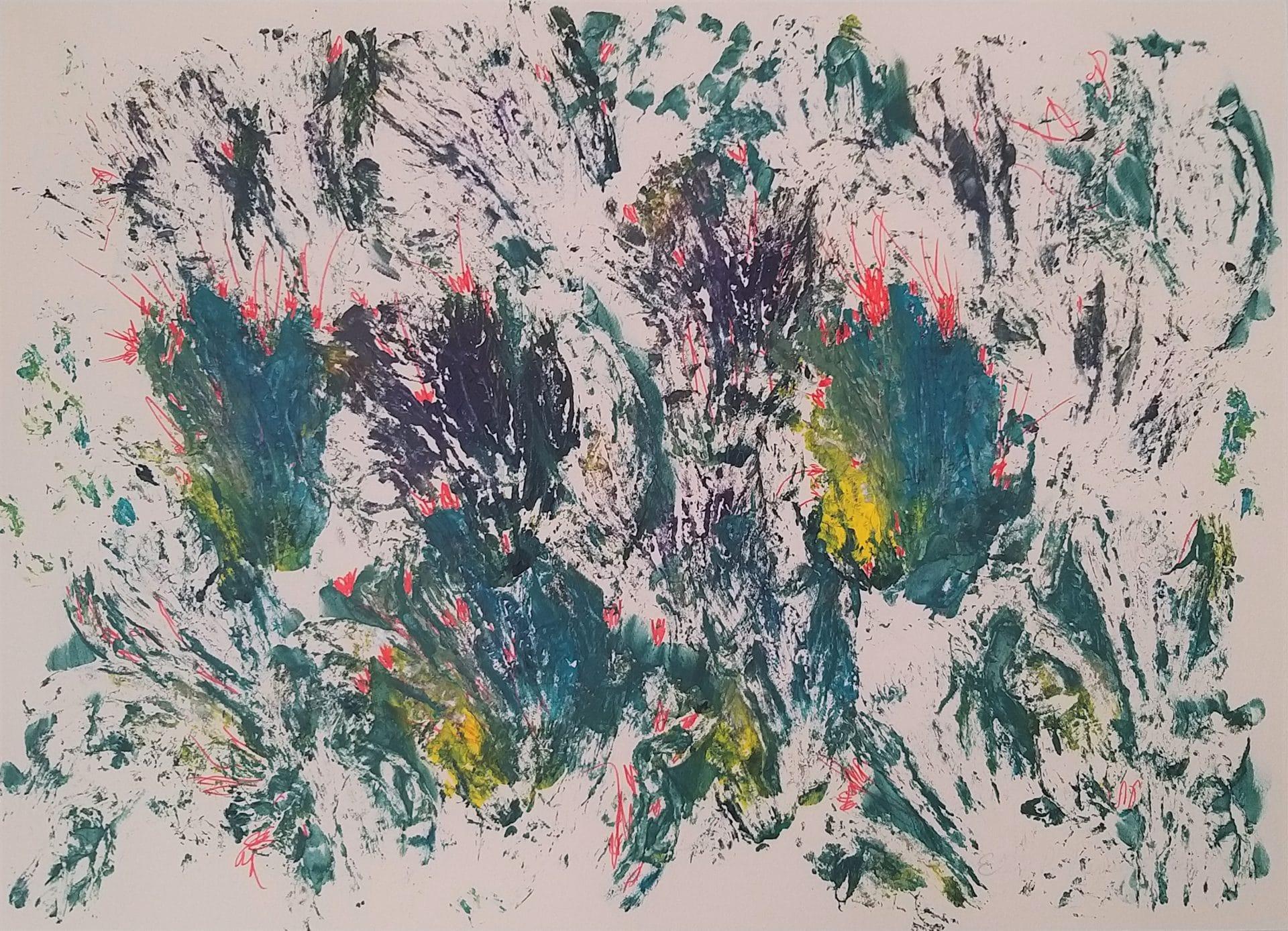 Abstract Spring Αφηρημένη Άνοιξη