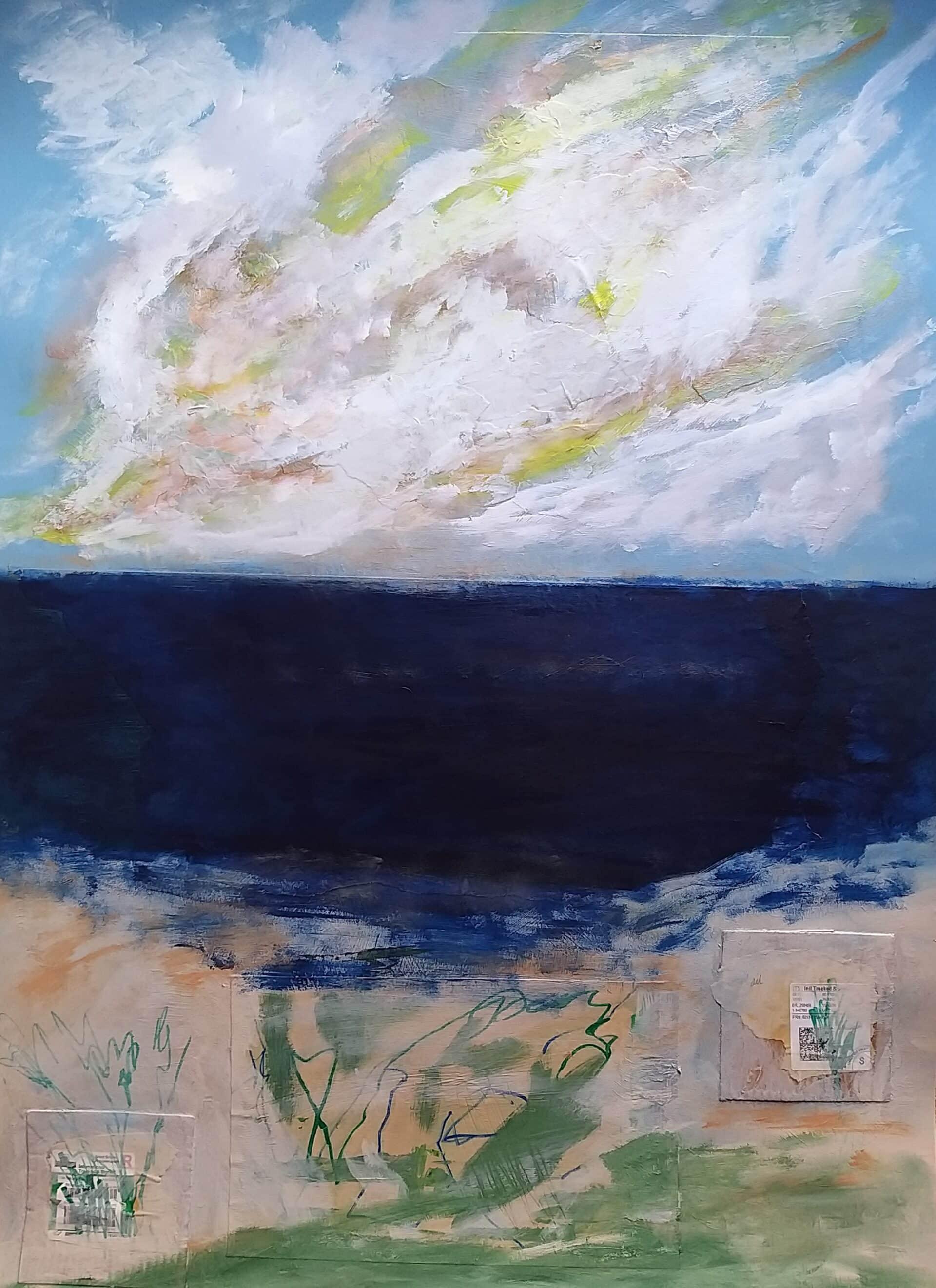 Earth Water & Sky